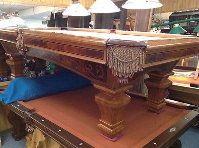 pool table 4x8 BRUNSWICK