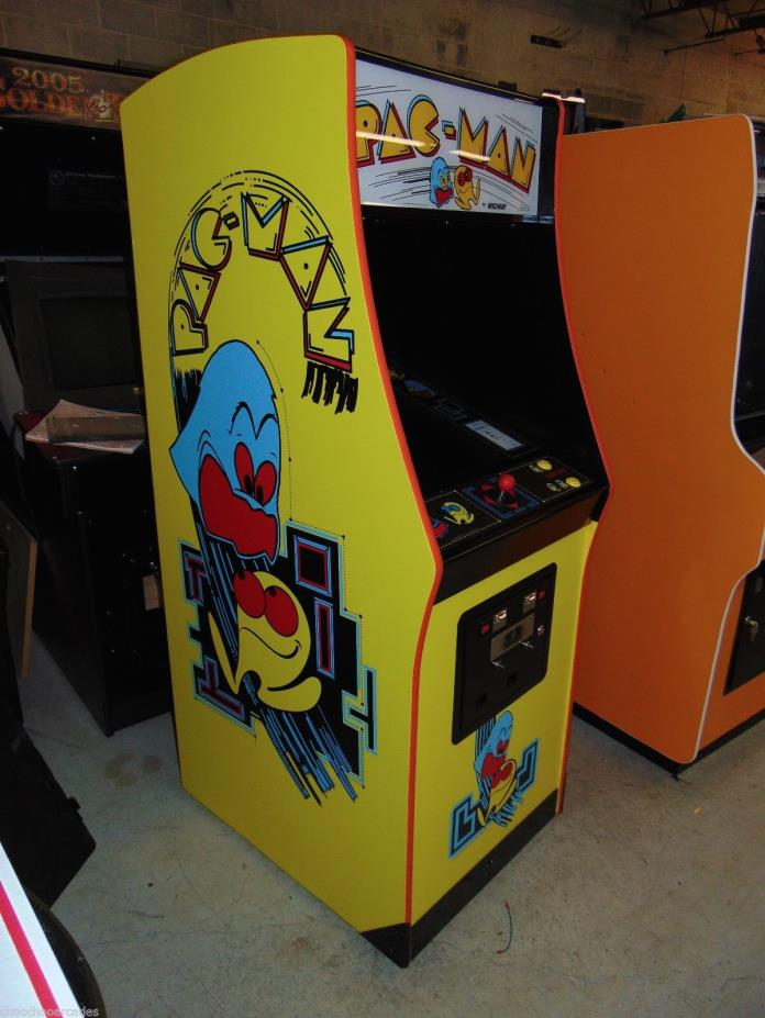 PacMan Arcade Game   ** NEW *****