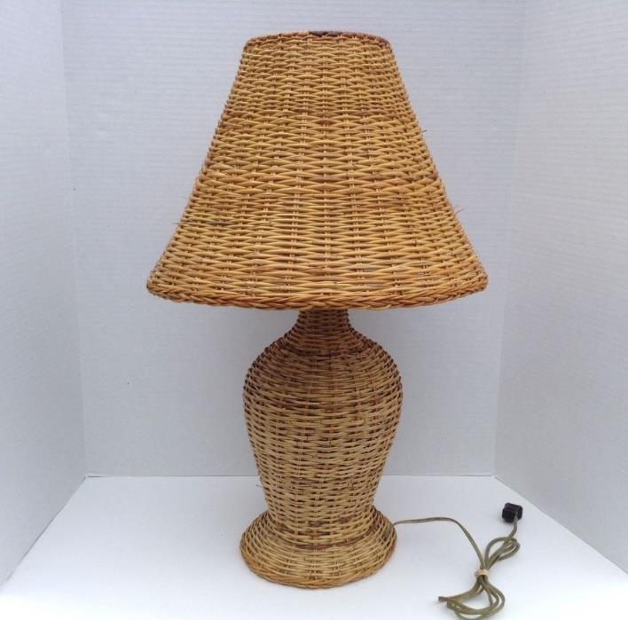Wicker Lamp Shades For Sale Classifieds