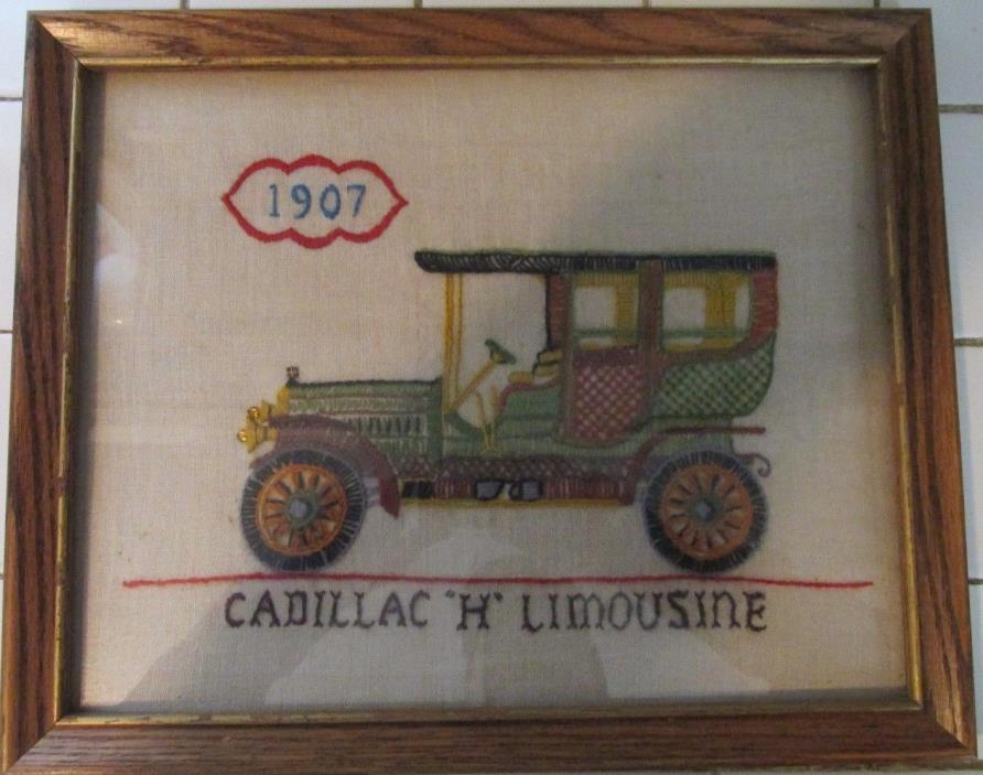 Vintage 1974   1907 Cadillac