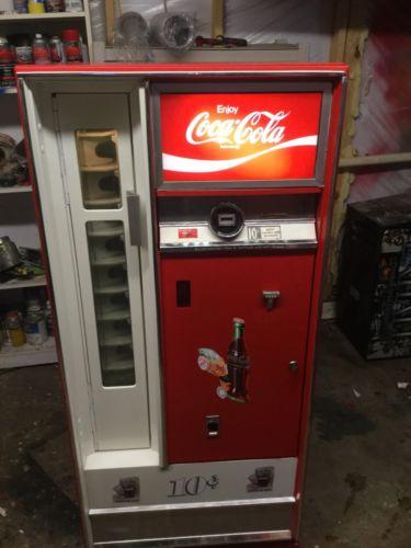 VINTAGE cavalier vendo coke beer  MAN CAVE  VENDING MACHINE  CUSTOMIZE Corona