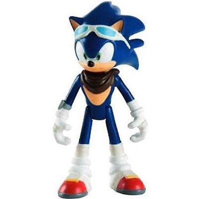 Sonic Boom Sonic with Glasses 3