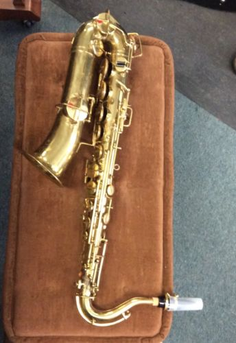 Early 50's Conn Wurlitzer C-Melody Saxophone