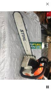 Stihl MS 290 Chainsaw (Columbus Tx)