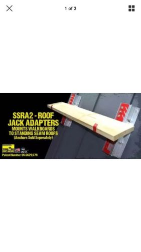 Standing Seam Anchors And Jacks