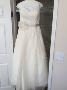 Bridals by Lori wedding dress (Woodstock, GA)