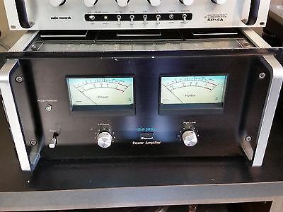 Sansui BA-5000 Power Amplifier