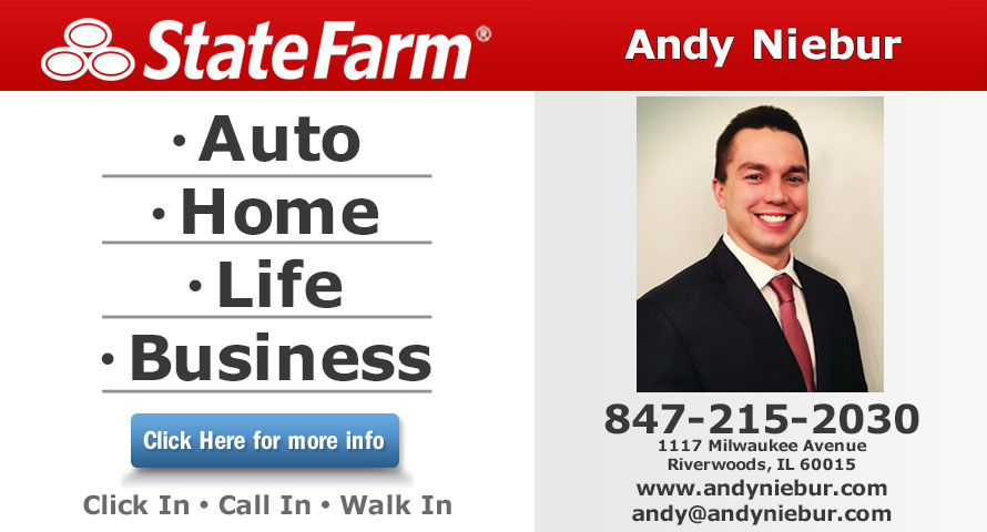 Andy Niebur - State Farm Insurance Agent