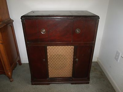 Vintage Console Record Player - For Sale Classifieds
