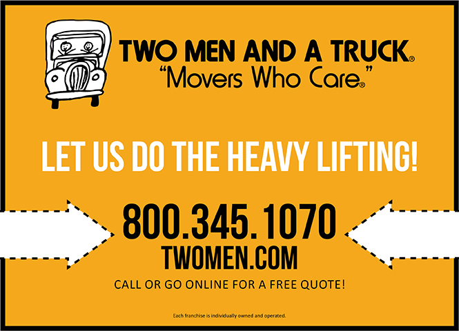 Two Men and a Truck - Livonia