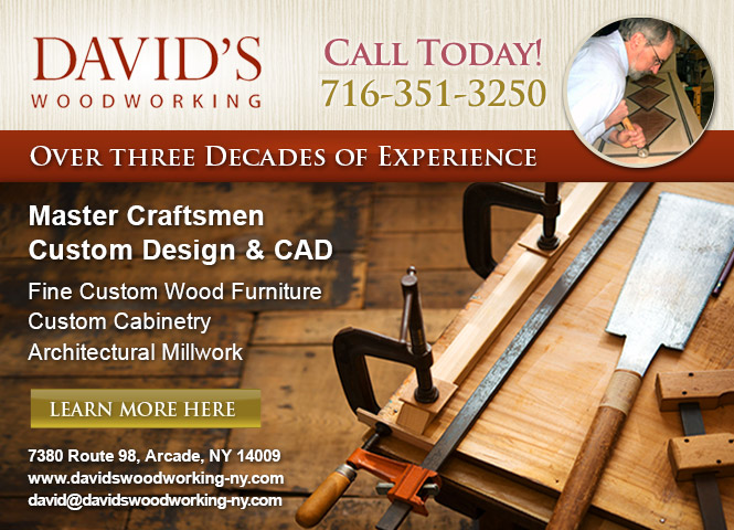 David's Woodworking Inc