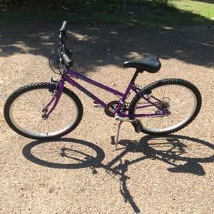 TREK ; Mountain Track ; 24 in. Mountain Bike (Collierville, Tn.)