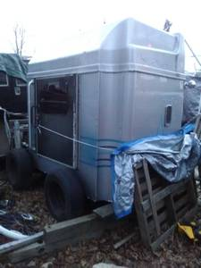 Truck sleeper/ big truck build/bob house trade for snowmobile (Beverly)