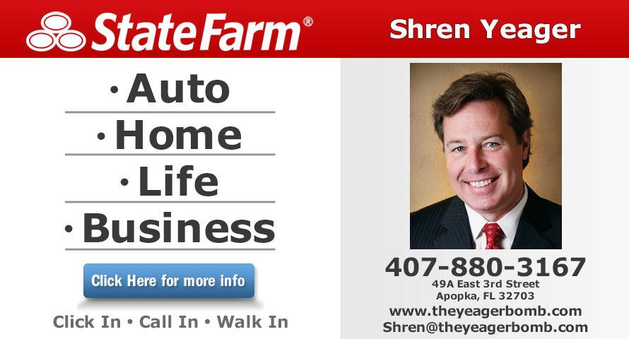 Shren Yeager - State Farm Insurance Agent