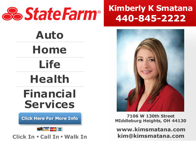 Kimberly K Smatana - State Farm Insurance Agent