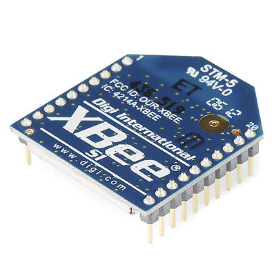 XBee Serial 1 S1 Module 1mW Trace Antenna (802.15.4)