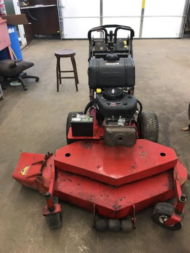 snapper pro walk behind mower