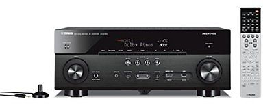 Yamaha RX-A760BL 7.2 Channel Network AV Receiver