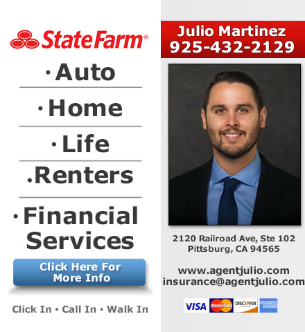 Julio Martinez - State Farm Insurance Agent