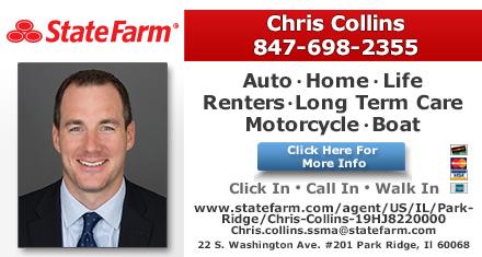 Chris Collins - State Farm Insurance Agent