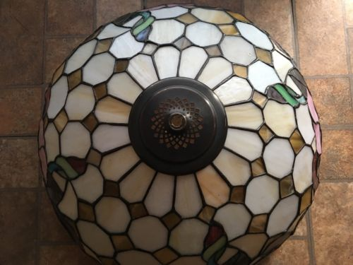 DALE TIFFANY FLOWER LAMPSHADE