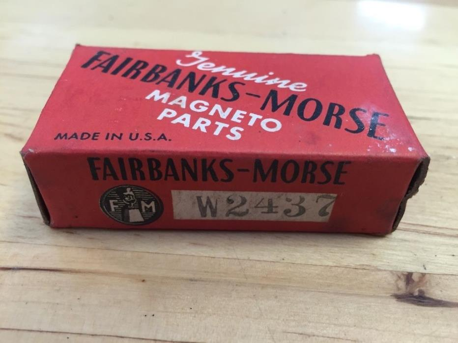 Fairbanks Morse Magneto Parts - For Sale Classifieds