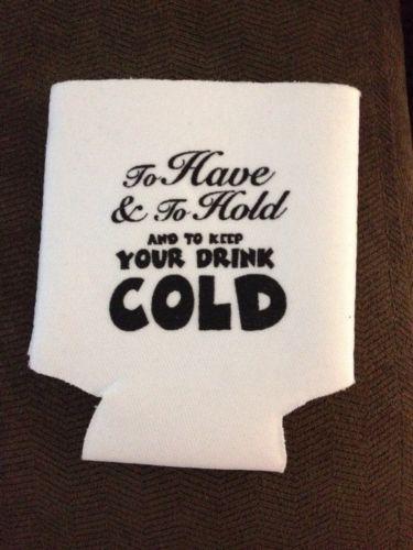 Wedding Themed Beverage Holder