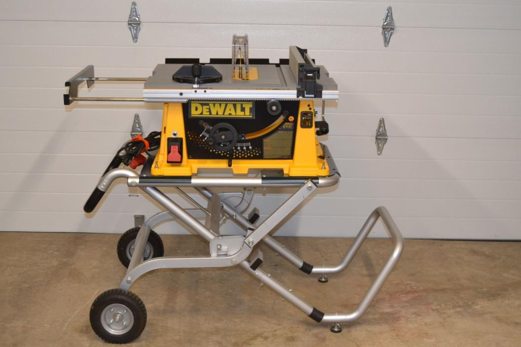 Dewalt Dw744 Table Saw For Sale Classifieds