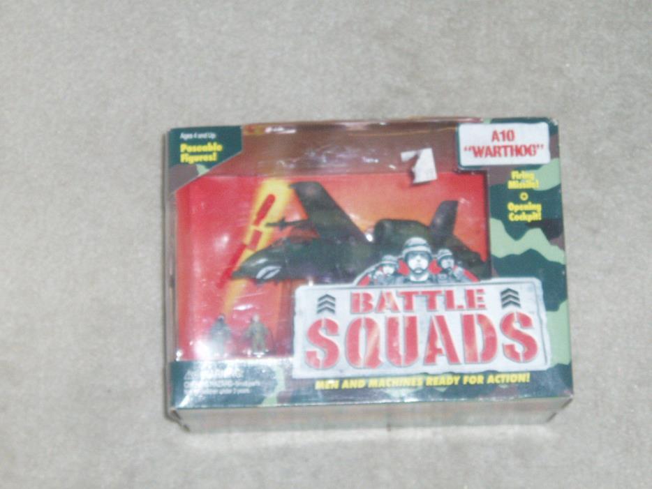 GALOOB Battle Squads A-10 Warthog Thunderbolt