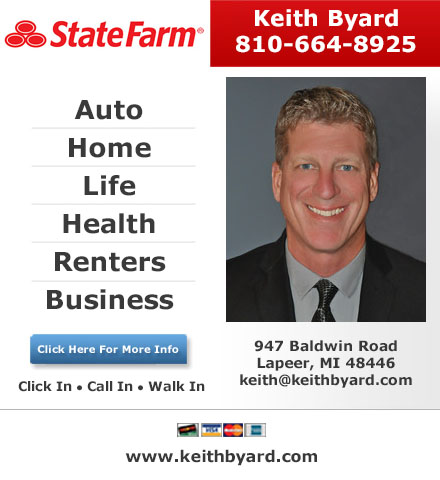 Keith Byard - State Farm Insurance Agent
