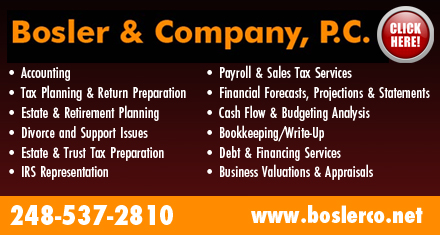 Bosler & Company, P.C.