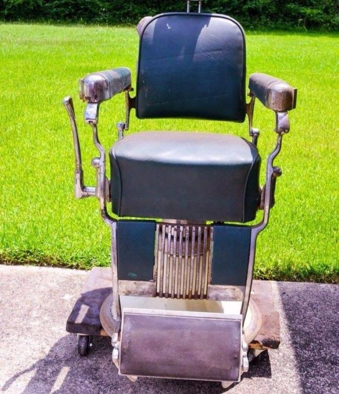 Barber Chair Belmont For Sale Classifieds
