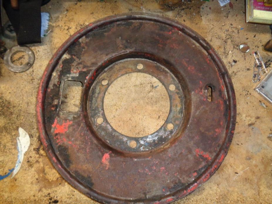 Ford Tractor 8N -Jubilee Brake Drum Dust Shield