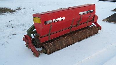 Brillion 64 Inch Landscape Seeder