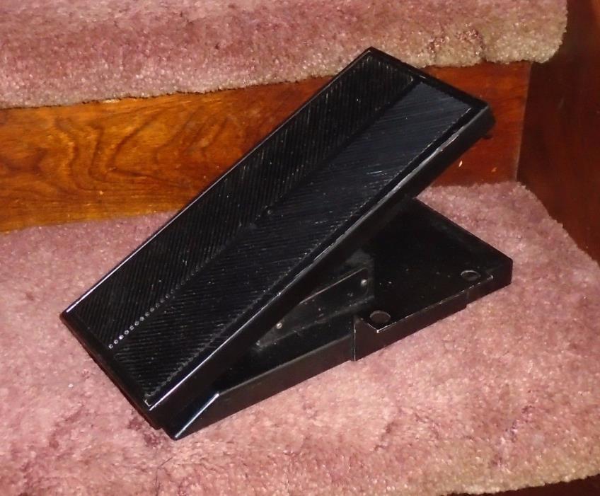 vintage Farfisa combo. organ volume pedal ---  3  pin ---    works!