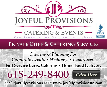 Joyful Provisions Catering & Events CO.