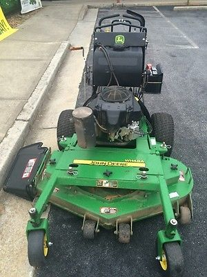 2013 John Deere WH48A Walk Behind Mower