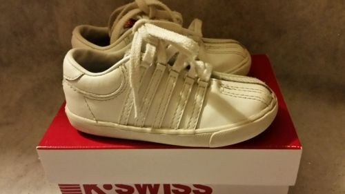 K swiss toddler shoes size 4 1/2 meduim