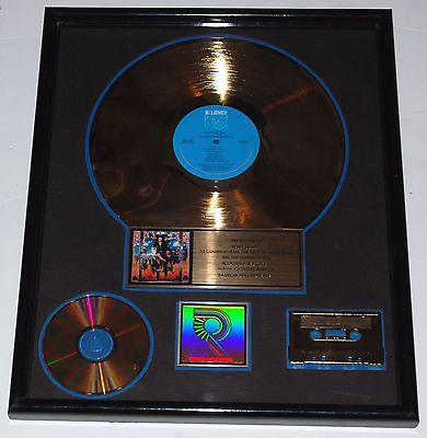 STEVE VAI RIAA Record Award Passion And Warfare 1990 LP Ibanez Jem Guitar