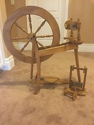 Ashford Traditional Spinning Wheel, Excellent Condition, Local Pick-Up Only