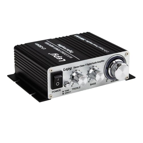 Hi-Fi Audio Amplifier Stereo Power Amplifier Car Amplifier with Power Supply