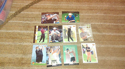 Golf Trading Cards Tiger Woods