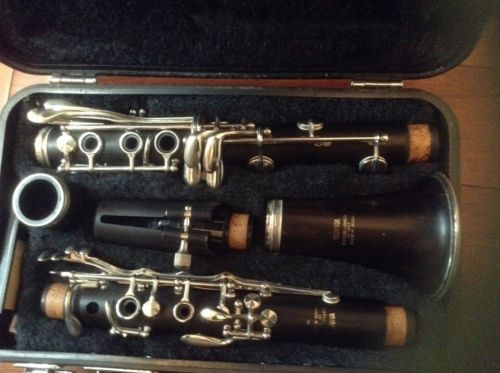 Yamaha Clarinet Ycl 34