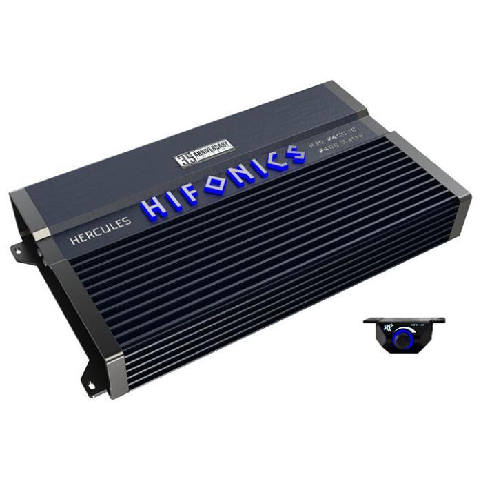 NEW HIFONICS HERCULES H3524001D 2400 WATT MONOBLOCK AMPLIFIER CAR AUDIO SUB AMP