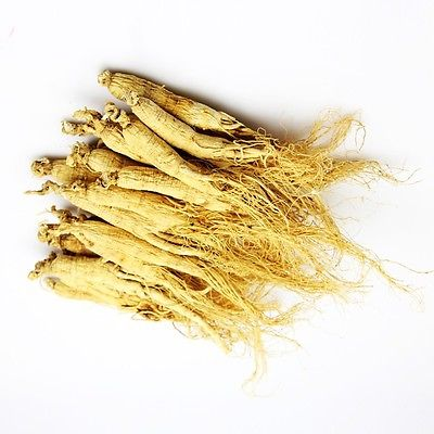 Chinese dried ginseng 500g, top quality, 6-years-old