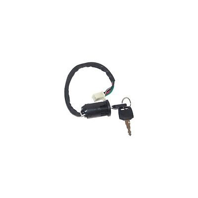 Key Ignition Switch Mini ATV Quad Pocket Dirt Chopper Pit Bike Scooter 4 Wire