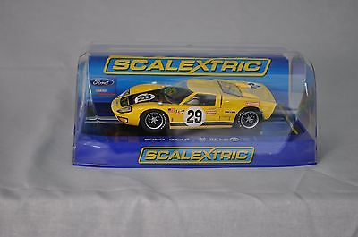 Scalextric Slot car 1/32 scale Ford GT40 1970 #29 - New!