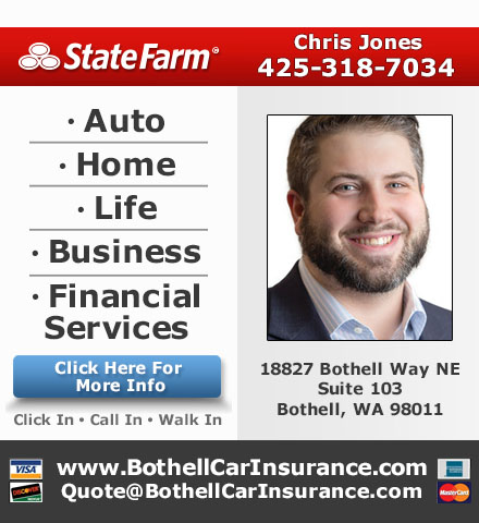 Chris Jones - State Farm Insurance Agent