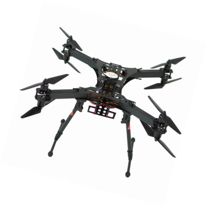 Xfold SPY-8URTF Rigs SPY X8 Octocopter