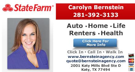 Carolyn Bernstein- State Farm Insurance Agent